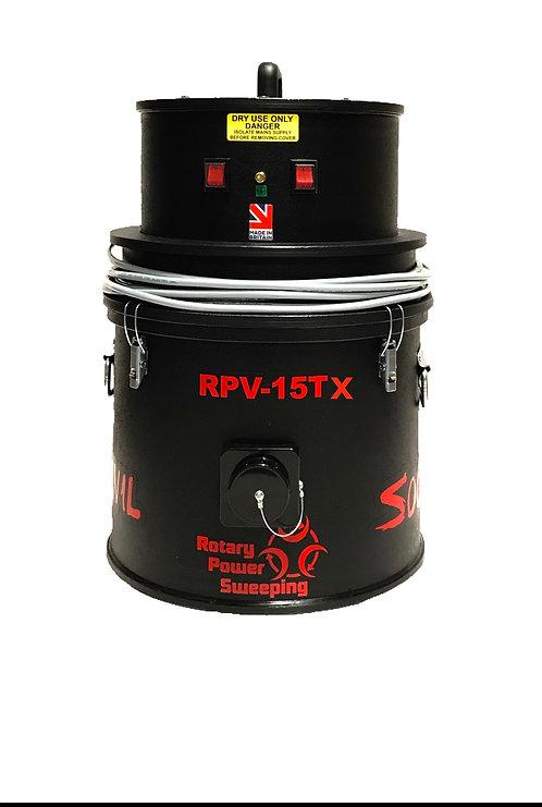 RPS SootDevil RPV-15TX HEPA Vacuum