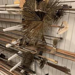 Swedish Scrapers & Brushes