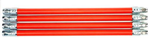 20mm Half SnapLok Nylon Rod - SNR20-H