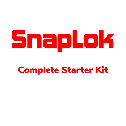 SnapLok Complete Starter Kit