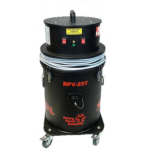 RPS SootDevil RPV-25T HEPA Vacuum