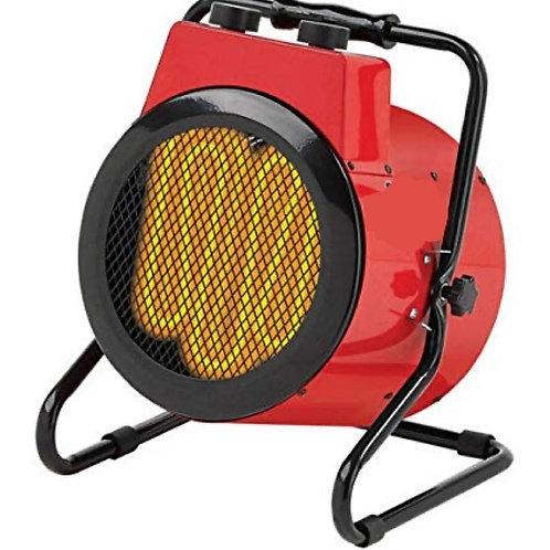 Devil 3kW Industrial Electric Fan Heater (230V)