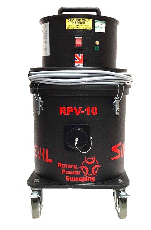 RPS SootDevil RPV-10 HEPA Vacuum