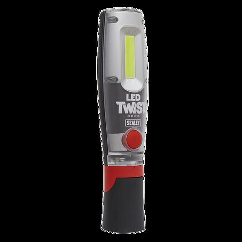 Sealey LED 360 Twist - 1000 Lumen Inspection Lamp
