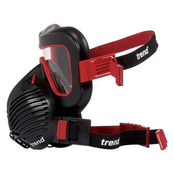 Trend Air Stealth Vis Mask and Visor