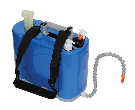 Shoulder Sink - Fully Portable Hand Wash Unit