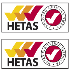 HETAS Chimney Sweep
