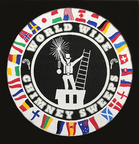 World Wide Chimney Sweep Patch - WWCS
