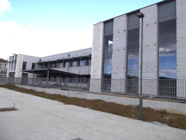Collège de Vallon-Pont-d'Arc
