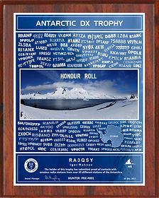 Antarctic DX Trophy
