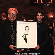 kenny and darren at dgf gala with pictur