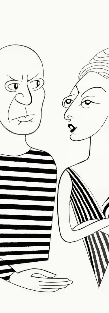Picasso & Lady GaGa