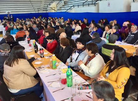 Día del Dirigente Vecinal se celebra en Bulnes
