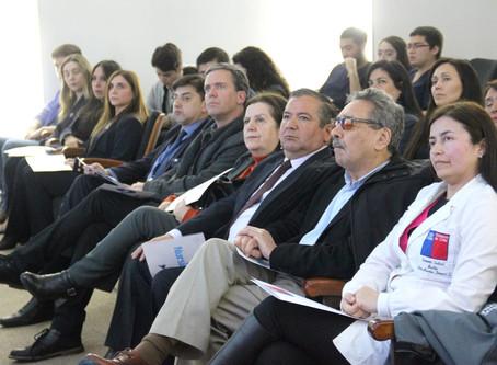 Senador participa en lanzamiento de Nursing Now en Ñuble