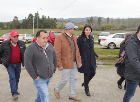 Cooperativa Vitivinícola Cerro Negro inaugura generador financiado por Indap y Coovicen