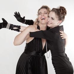 Marilyn und Audrey Shooting_8