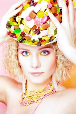 Candy-Girl Fotoshooting