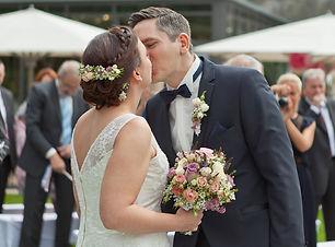 Hochzeit von Kristina & Andrè