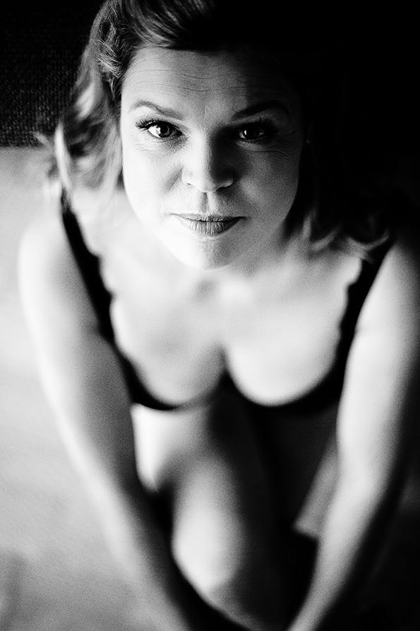 Boudoire-Fotoshooting - Akt10
