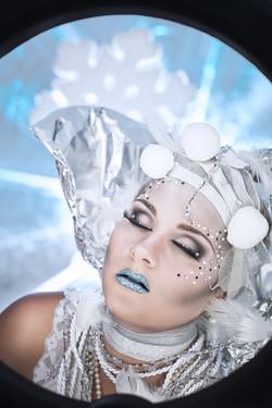 Ice Queen Fotoshooting