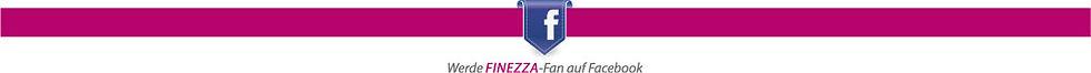 Werde Finezza-Fan auf Facebook