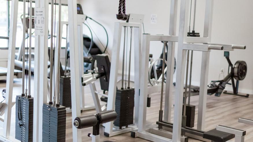 Williamsburg Gym Circuit training