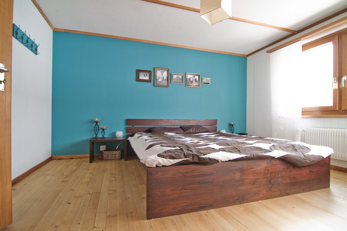 Umbau Schlafzimmer