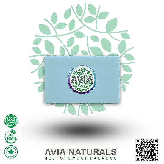 AVIA 500mg CBD SOAP (Tahitian Vanilla & Lavender)