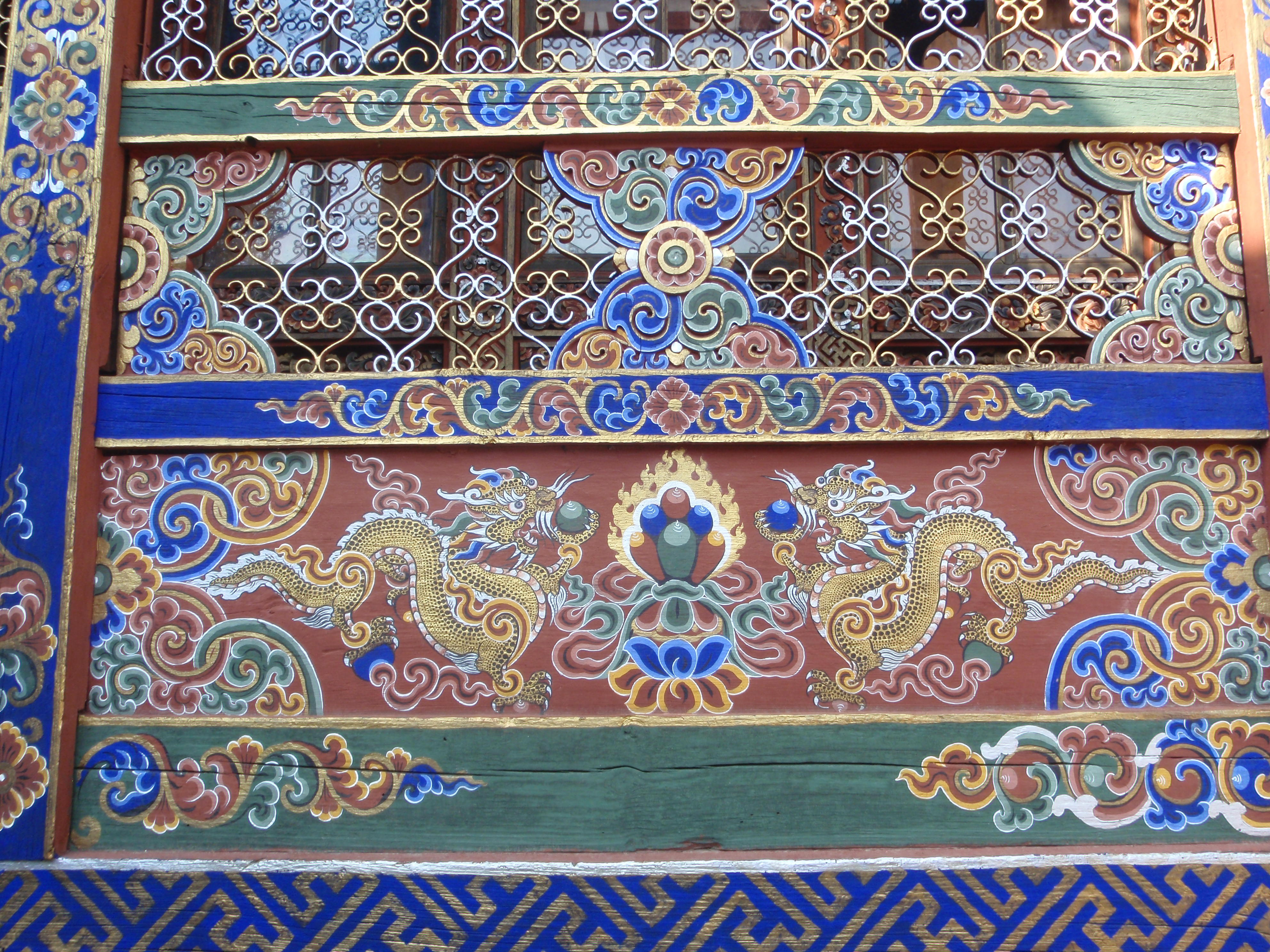 Bhutan house decoration.jpg