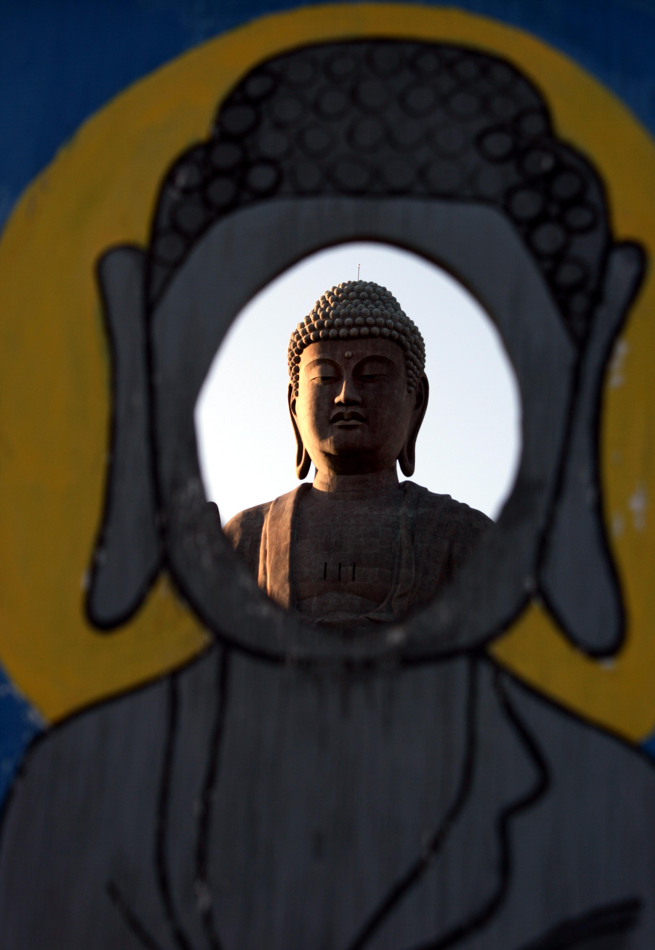 Buddha in Buddha
