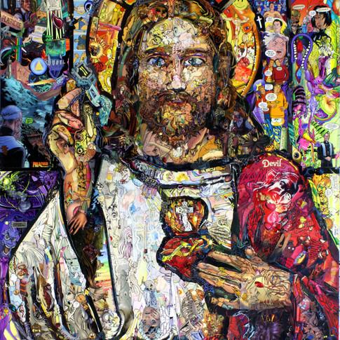 Jesus H Christ - The Original Superhero