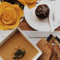Aromatic Lentil Soup