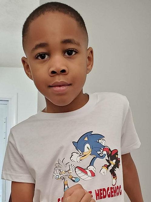 Custom Kid Character Shirt