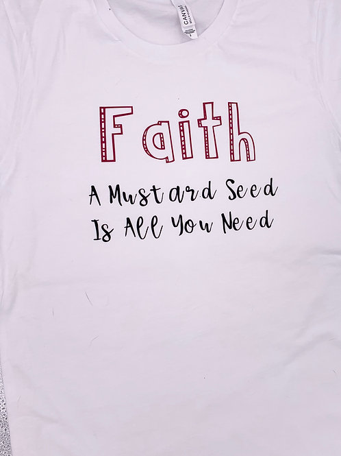 Faith of a Mustard Seed
