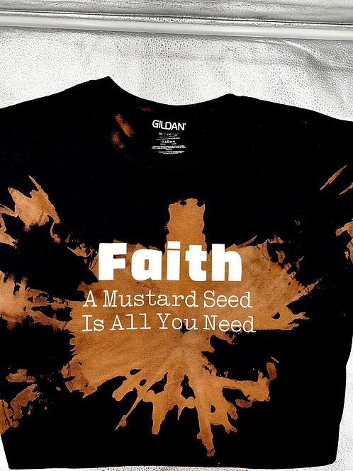 Faith T-shirt (Acid Wash)