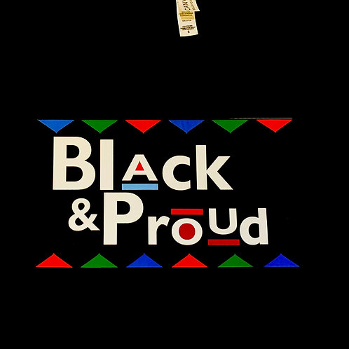 Black & Proud T-shirt