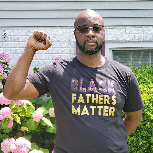 Black Fathers Matter T-shirt