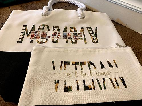 Custom Canvas Bag
