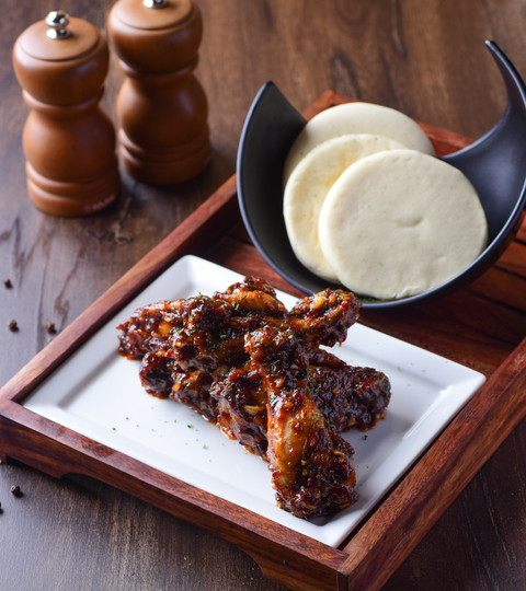 Baby Dragon's BBQ Chicken Wings