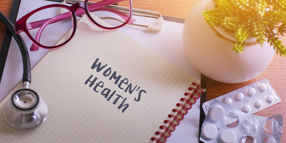 Women's Health Workshop-Full Two Sessions