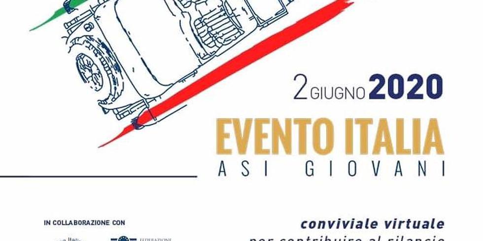 """Evento """"Italia ASI Giovani 2020"""""""