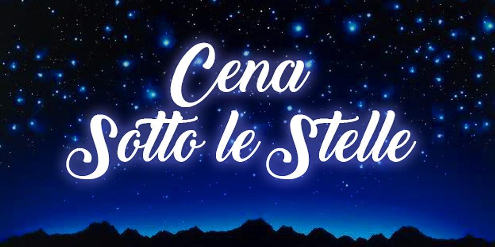 """Cena """"Sotto le Stelle"""""""