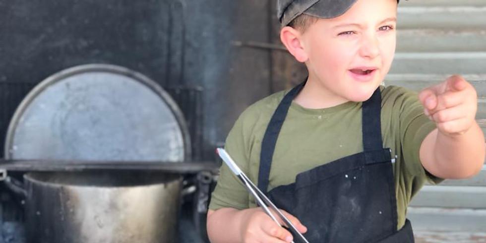 """Cena """"Chef per Bambini"""""""