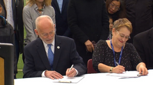 Mayor and School Board announce partnership for downtown schools