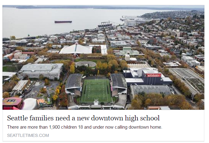 Article in Seattle Times