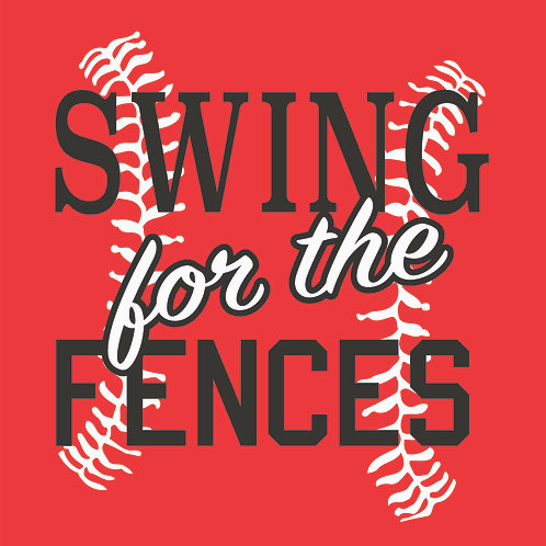 #1537 Swing for Fences