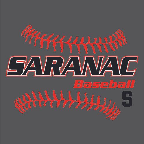 #1515 Baseball Horizontal Stitches