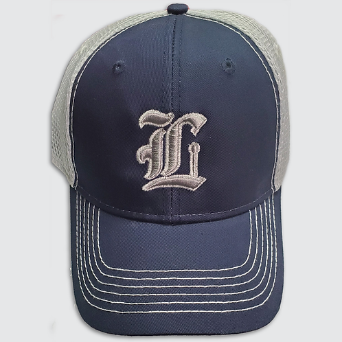 #1545E - Embroidered Baseball Logo Cap