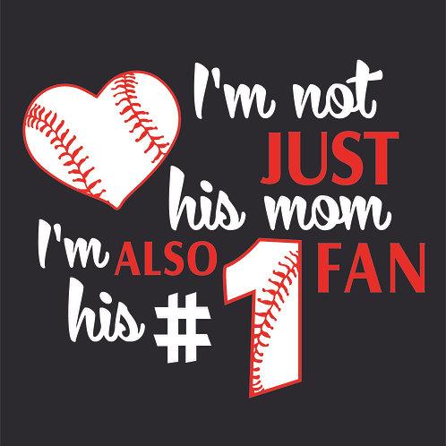 #1536 Baseball #1 Fan