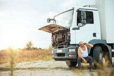 Truck Broken Down